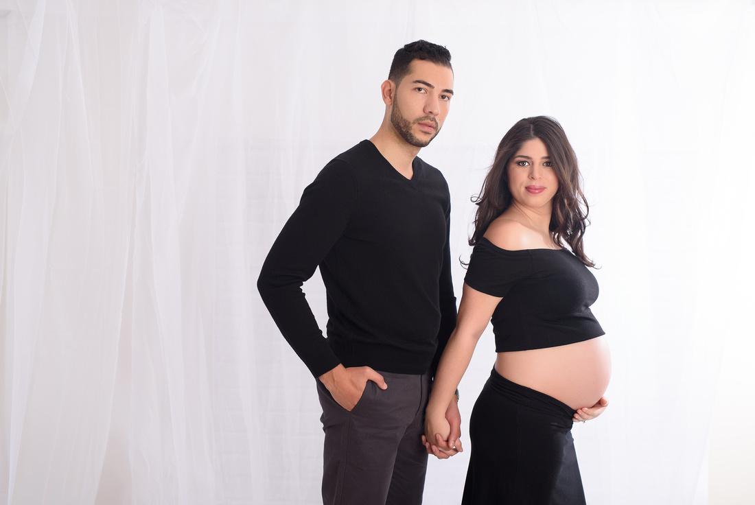 long island maternity session