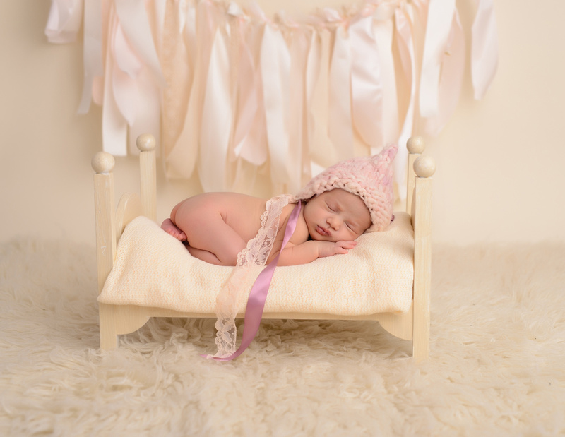 Newborn photo session Long Island New York